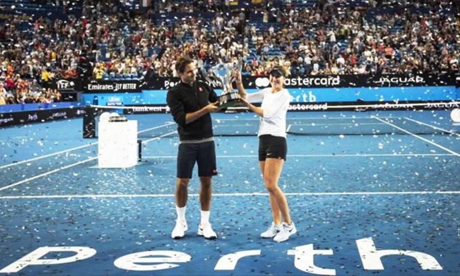Η Ελβετία των Φέντερερ-Μπέντσιτς σήκωσε το Hopman Cup