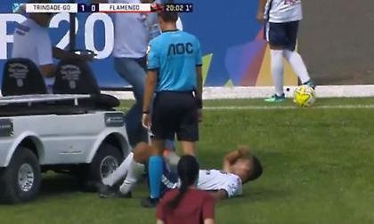 Στη Βραζιλία υπάρχουν χειρότεροι τραυματιοφορείς και από αυτούς της Λάρισας (video)