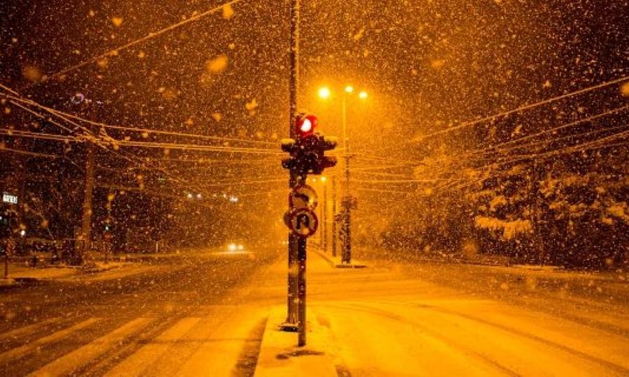 Κακοκαιρία «Τηλέμαχος» από Δευτέρα -Πολικό κρύο, χιόνια και στην Αθήνα
