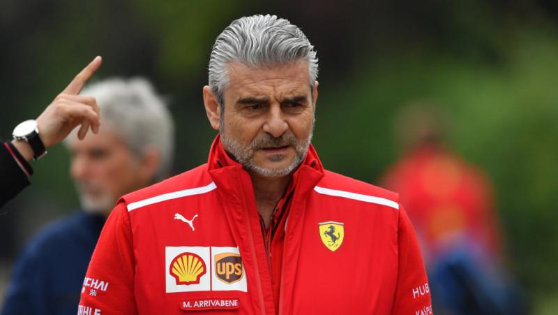 Τέλος εποχής Αριβαμπένε στη Ferrari