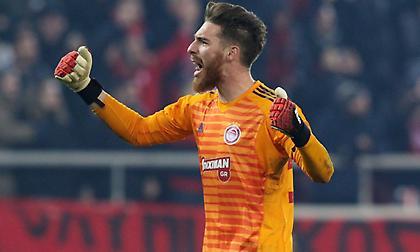 Με Σα οι καλύτερες αποκρούσεις στο Europa League (video)