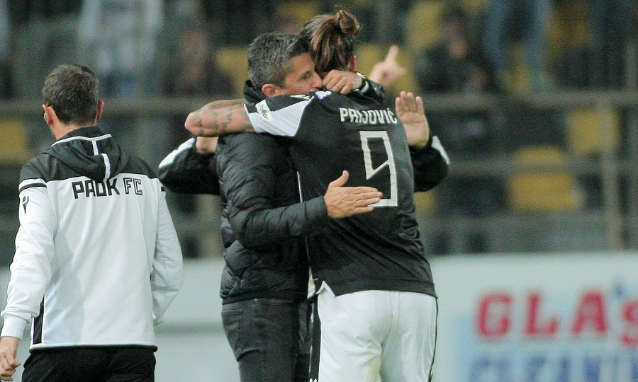 Λουτσέσκου: «Θα έχω πάντα στην καρδιά μου τον Πρίγιοβιτς, πρέπει να γίνει μεταγραφή»