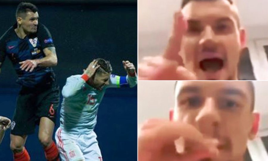 Τιμωρία μίας αγωνιστικής από την UEFA στον Λόβρεν για τις προσβολές στον Σέρχιο Ράμος