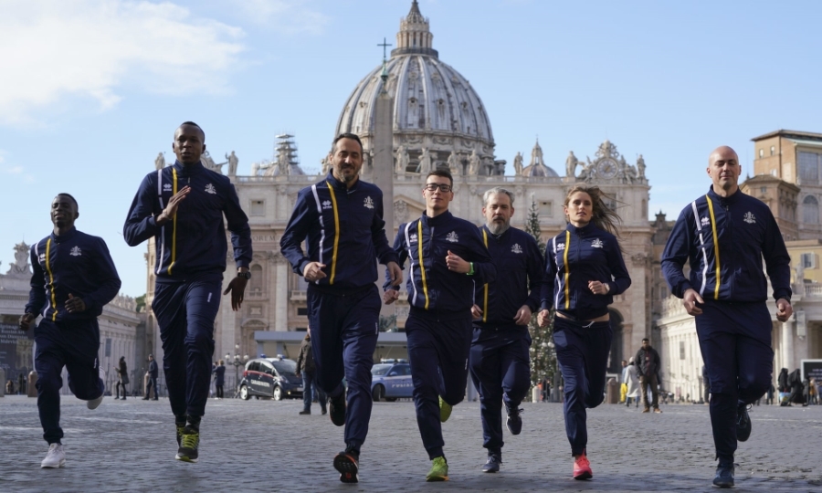 Ομοσπονδία στίβου ίδρυσε το Βατικανό - Ιερείς και μοναχές οι αθλητές!