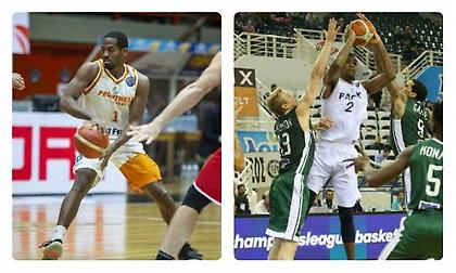 Basketball Champions League: Αντίθετη πορεία για Προμηθέα και ΠΑΟΚ στις… ασίστ!