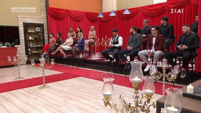 Επεισοδιακό το Gala του «Power of Love» - Ανακοίνωσε ότι θα φύγει οικειοθελώς από το παιχνίδι