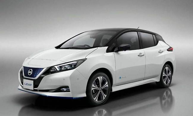 Νέα Nissan LEAF με μεγαλύτερη απόδοση και εμβέλεια