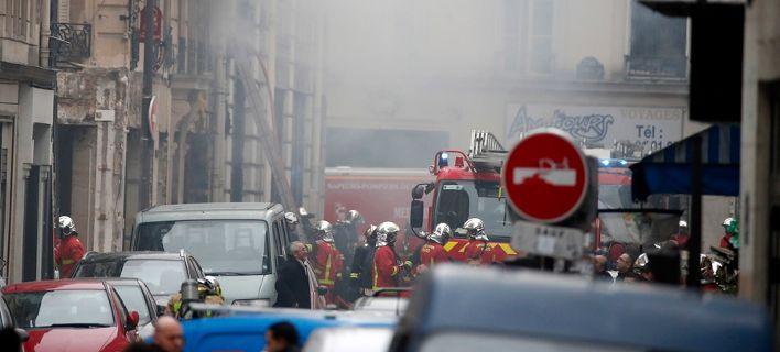 Εικόνες χάους στο Παρίσι μετά την έκρηξη, σαν εμπόλεμη ζώνη: Νεκροί και τραυματίες