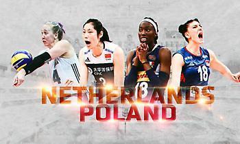 Σε Ολλανδία, Πολωνία το Παγκόσμιο Πρωτάθλημα βόλεϊ γυναικών του 2022