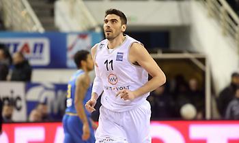 «200άρισε» ο Μαργαρίτης στην Basket League