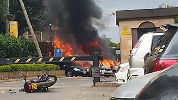 Κένυα: Εισβολή ενόπλων σε ξενοδοχείο στο Ναϊρόμπι - Πληροφορίες για τραυματίες