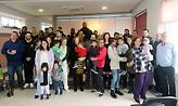 Δίπλα στα μικρά παιδιά του Αναρρωτηρίου Πεντέλης η ΑΕΚ