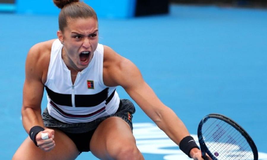 Στους «32» του Australian Open και η Σάκκαρη