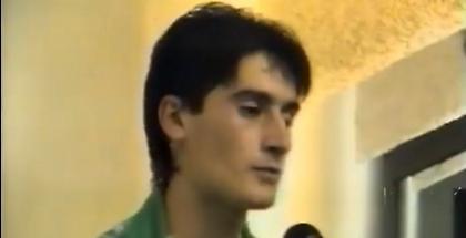 Ρετρό: Ο Λυμπερόπουλος σε ηλικία 18 ετών, πριν πάρει τη μεταγραφή στην Καλαμάτα