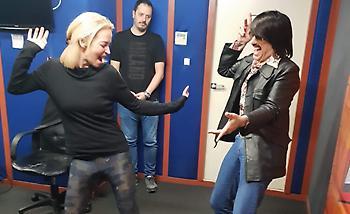 Το πάρτι του Tonis Sfinos στον ΣΠΟΡ FM 94,6
