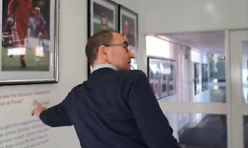 Οι πρώτες στιγμές της επιστροφής του Ο'Νιλ στο γήπεδο της Νότιγχαμ (video)