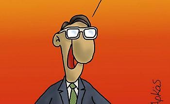 Αρκάς: Viral το τελευταίο σκίτσο του για τον «Πρωθυπουργό της χώρας» (pic)