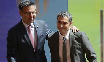 Μπαρτομέου: «Καμία αμφιβολία για την παρουσία του Βαλβέρδε στη Μπαρτσελόνα και τη νέα σεζόν»
