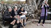 Εφυγε από τη ζωή η γιαγιά Μαρίτσα- σύμβολο της προσφυγικής κρίσης στη Λέσβο
