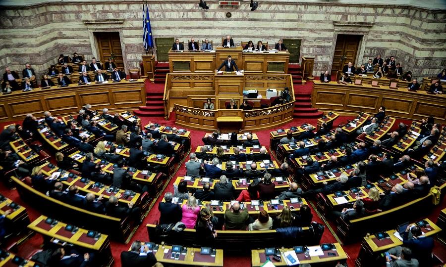 Ψήφο εμπιστοσύνης με 151 «ναι» έλαβε η κυβέρνηση