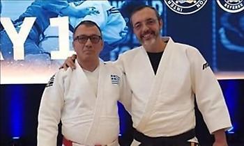 Ν. Ηλιάδης και Παπαδάκης συμμετείχαν στο παγκόσμιο σεμινάριο προπονητών και διαιτητών
