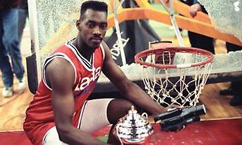 ΕΣΑΚΕ-Αφιέρωμα: Ο Χάτσον, το σπασμένο ταμπλό και το 1ο All Star Game