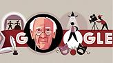 Google doodle για τον Κονσταντίν Στανισλάφσκι
