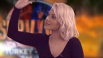 Η Λάουρα Νάργες σε ρόλο έκπληξη στο Survivor «Ελλάδα-Τουρκία»! (video)
