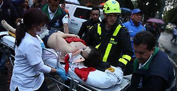 Πολύνεκρη επίθεση στην Μπογκοτά της Κολομβίας