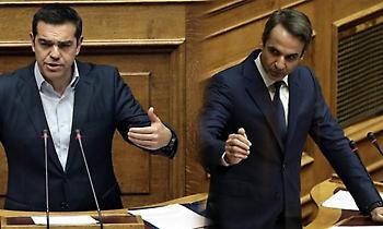 Απορρίπτει η ΝΔ την πρόταση Τσίπρα για debate - «Ας το κάνει με τον Καμμένο»