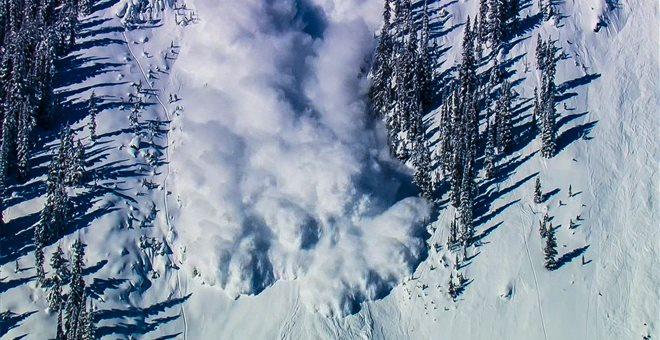 Τραγικός θάνατος σκιέρ από χιονοστιβάδα στο Μεξικό