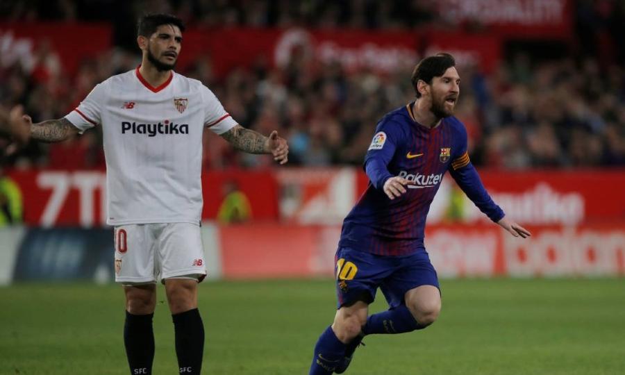 Σεβίλλη-Μπαρτσελόνα στους «8» του Κυπέλλου Ισπανίας, με Χιρόνα η Ρεάλ
