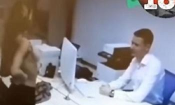 Ρωσίδα έκανε... στριπτίζ σε τράπεζα για να πάρει δάνειο