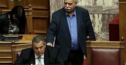 Καμμένος σε Βούτση: Μην κάνεις κοινοβουλευτικό πραξικόπημα
