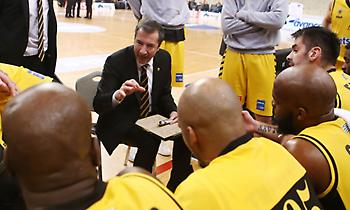 Μπάνκι: «Να υπερασπιστούμε την έδρα μας, ομάδα με ταλέντο το Περιστέρι»