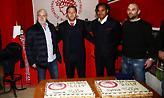 Μαρτίνς στην κοπή πίτας στον Σ.Φ Ιωαννίνων: «Οι στόχοι το πρωτάθλημα, Κύπελλο και Ευρώπη»! (pics)