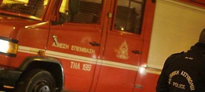 Θεσσαλονίκη: Πυρκαγιά σε διαμέρισμα -Eνας νεκρός