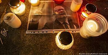 Πολωνία: Το Γκντανσκ λέει το ύστατο «αντίο» στο δήμαρχό του