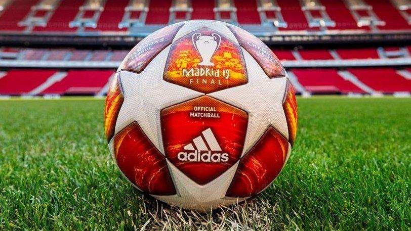 Αυτή είναι η μπάλα του τελικού του Champions League