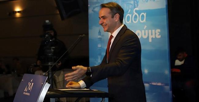 Μητσοτάκης: Θα βρεθούμε απέναντι στη συμφωνία των Πρεσπών