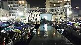 Πάτρα: Μετ΄ εμποδίων πραγματοποιήθηκε η τελετή έναρξης του πατρινού καρναβαλιού λόγω της βροχόπτωσης