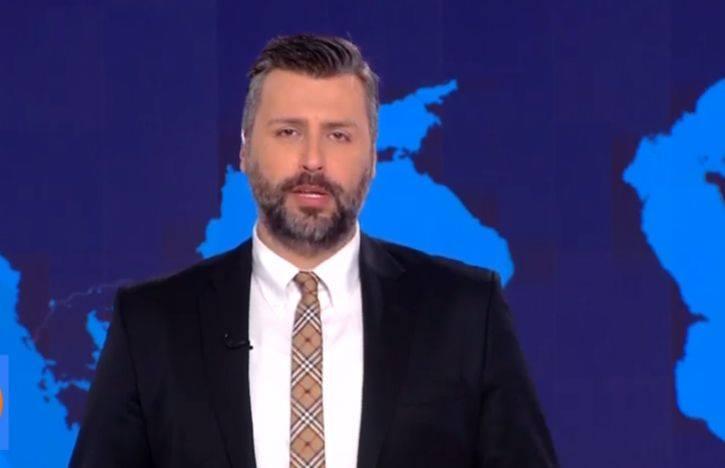 Γιάννης Καλλιάνος: Τραγουδάει on camera λίγο πριν βγει στον αέρα ο μετεωρολόγος και στέλεχος της ΝΔ