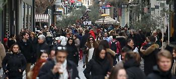 Ανοικτά σήμερα τα καταστήματα -Ψώνια υπό δρακόντεια μέτρα στο κέντρο για τους Αθηναίους