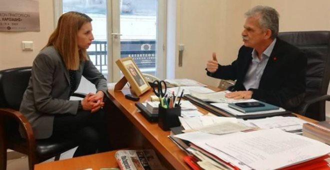 Δανέλλης στο «Μακεδονικό» Πρακτορείο: Θα περάσει η συμφωνία των Πρεσπών