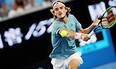 Τσιτσιπάς: «Είμαι ο πιο χαρούμενος άνθρωπος στον κόσμο, θρύλος του τένις ο Φέντερερ»