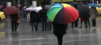 Αστατος ο καιρός τη Δευτέρα -Πού θα βρέξει