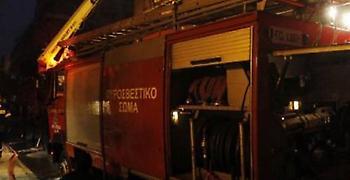 Σεπόλια: Ένας νεκρός από πυρκαγιά σε εγκαταλελειμμένο κτήριο