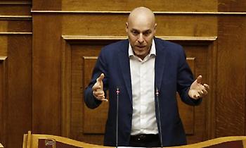 Ανεξαρτητοποιήθηκε ο Γιώργος Αμυράς από το Ποτάμι