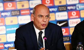 Γραμμένος: «VAR από το ξεκίνημα της νέας περιόδου - Το ελληνικό ποδόσφαιρο πρέπει να αλλάξει ρότα»