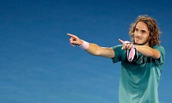 Τόσα κερδίζει ο Τσιτσιπάς στο Αυστραλιανό Open